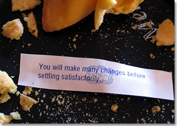 Cookie's fortune.