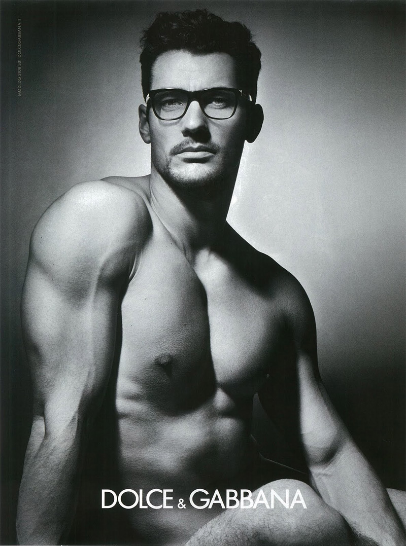 David Gandy - Dolce & Gabbana