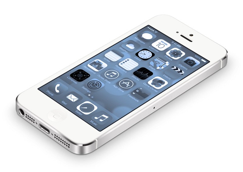 Iphone ios7 2013 b