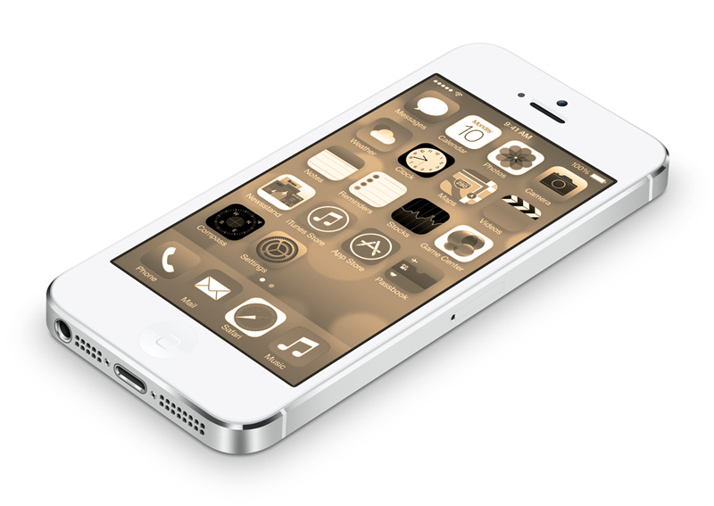 Iphone ios7 2013