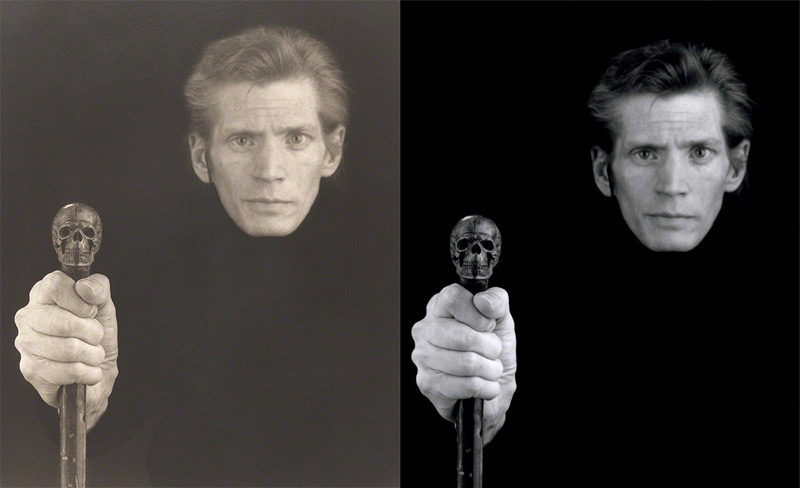 Robert Mapplethorpe, 1988